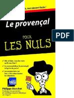 Le Provencal Pour Les Nuls - Philippe, BLANCHET