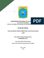 Plan de Tesis San Camilo