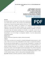 ADENOCARCINOMA TUBULOPAPILAR. REPORTE DE CASO