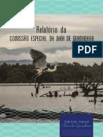 Relatório Baia de Guanabara Completo Com Capa