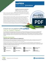 Ficha Tecnica Sangoma FreePBX Ecosystem