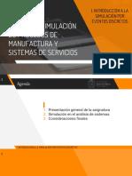 Simulación en El Análisis de Sistemas