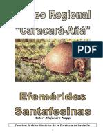 Maggi, Alejandro - Efemérides Santafesinas