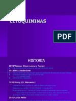 Hormonas Citoquininas