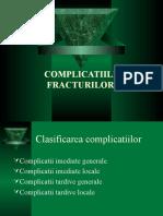 Complicatiile Fracturilor Diafizare Rev Iunie 2008
