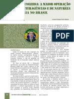 Relatório EB Sobre Venezuela 2019
