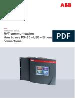 2GCS213011B0050_RVT Communication With Modbus RTU, Modbus TCP and PQ Link