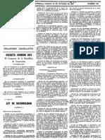 Publicaciones diario oficial