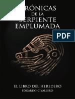 Cronicas de La Serpiente Emplumada_el-libro-Del-heredero