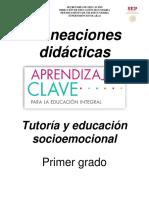 1° PLANEACIONES SOCIOEMOCIONAL.docx · versión 1
