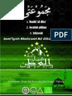 Buku Maulid Ad Diba' Syubbanul Wathon-1-1