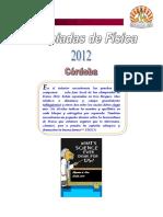Ex Amen Cordoba 2012