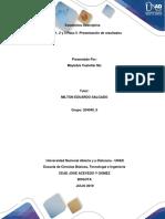 Paso5-Presentacion de Resultados