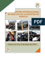 IV Encuentro Internacional de Rescate