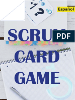 SCRUM GAME