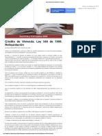Superintendencia Financiera de Colombia Ley 546 de 1999