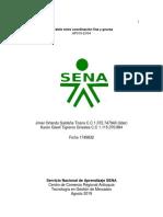 AP010-EV04 Paralelo Entre Coordinación Fina y Gruesa
