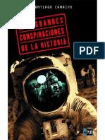 20 Grandes Conspiraciones de La Historia de Santiago Camacho