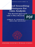 Adrian W, Bowman Adelchi Azzalini - Applied Smoothing Techniques for Data Analysis_ The Kernel Approach with S-Plus Illustrations (1997).pdf