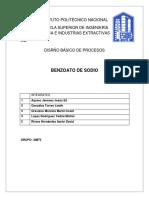 Benzoato de Sodio