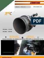 Carro Soldadura Orbital Pipe Kat