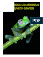 5005 - Costa Rican Amphibian Research Center