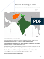 Clearias.com-India-Afghanistan Relations Everything You Need to Know