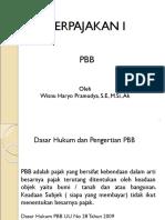 1 Materi PBB Pajak I (Revisi)