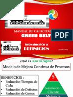 Manual de Capacitacion GB