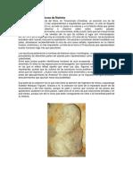 Las enigmáticas esculturas de Riotinto