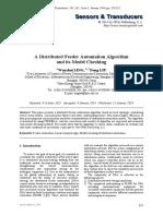 Tecnicas de automatización de alimentadores