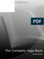 James Hewitt - Complete Yoga Book-Schocken (1990)