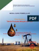 teknik produksi minyak