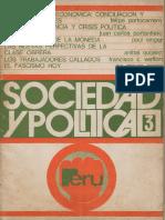 QUIJANO_1973_ART_las Nuevas Perspectivas de La Clase Obrera
