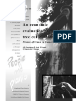 Pueblos y Plantas-An Econimic Evaluation of Medicinal Tree Cultivation