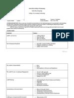 Audit Description