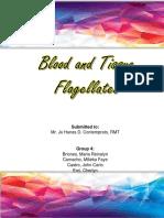 Blood Tissue and Flagellates