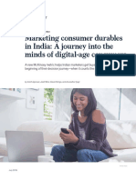 Marketing Consumer Durables in India a Journey Into the Minds of Digital Age Consumers