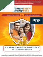 ICICIPru IProtectSmart MoneyBack (1)