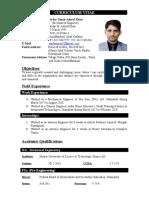 Umair CV Final Kohala