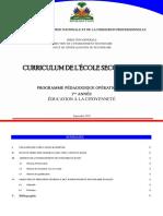 Education a La Citoyennete