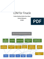 CDM for Finacle