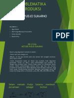 Presentasi Ipr Pudjo Sukarno