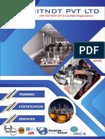 IITNDT brochure