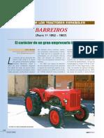 Historia Tractores Barreiros