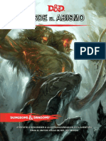 D&D® Desde el Abismo™ (1-15)