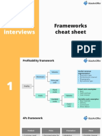 Case interview frameworks - IGotAnOffer.pdf