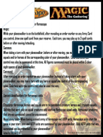 AOTP Heroscape Reference Card Latest and Greatest