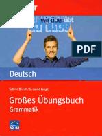 Deutsch Grosses Ubungsbuck Grammatik