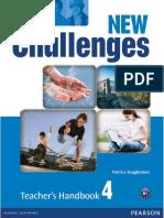 Challenges 4 Teacher's handbook